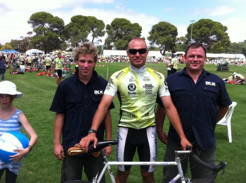 BLX at Tour Down Under